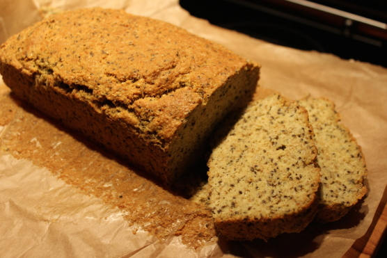 Paleo Bread Mix from Ugg Foods
