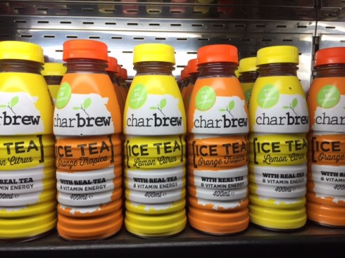 Charbrew Ice Tea
